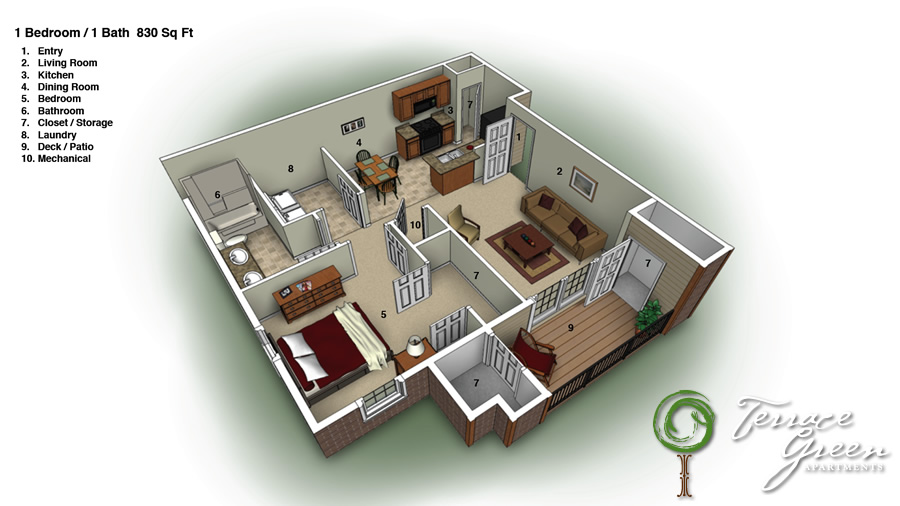 floorplan-TerraceGreenJoplin-1bed1bath